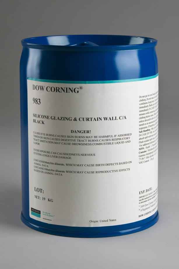 Dow Corning 174 983 Structural Glazing Sealant Chain Glass