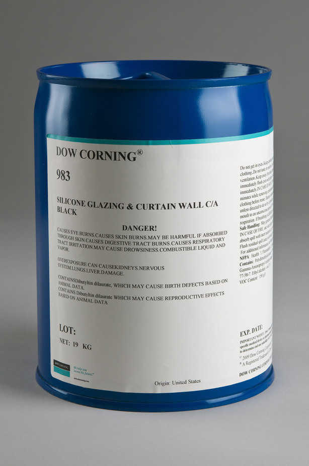 Dow Corning® 983 Structural Glazing Sealant   Chain Glass