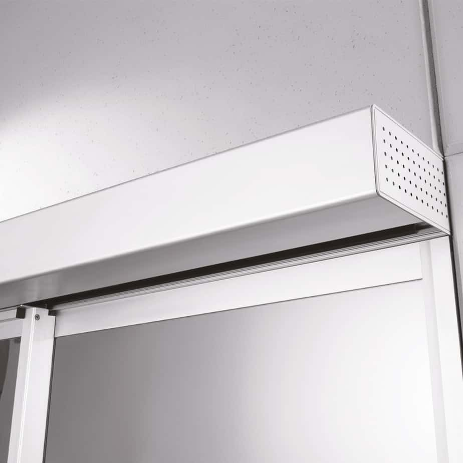 dorma es 200 sliding door operator chain glass enterprises inc. Black Bedroom Furniture Sets. Home Design Ideas
