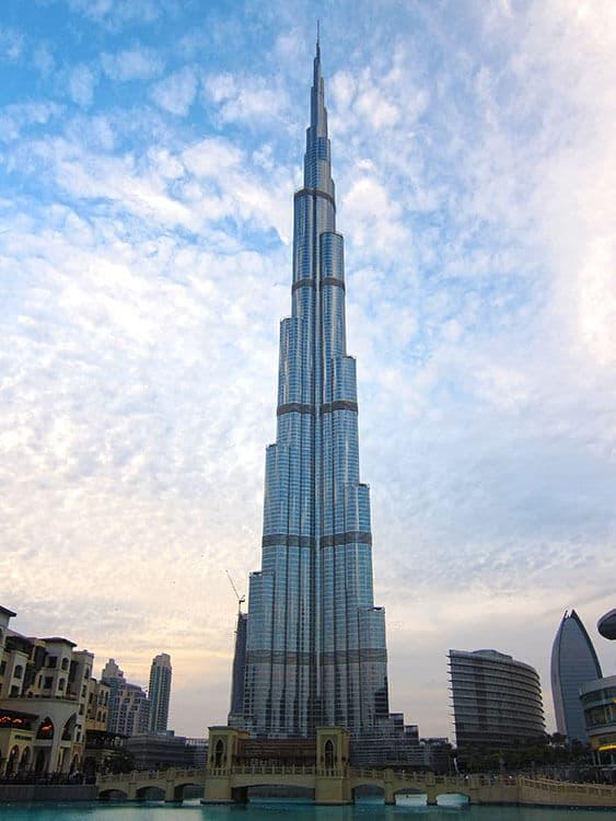 Luxe Adventure Traveler Dubai Burj Khalifa 6